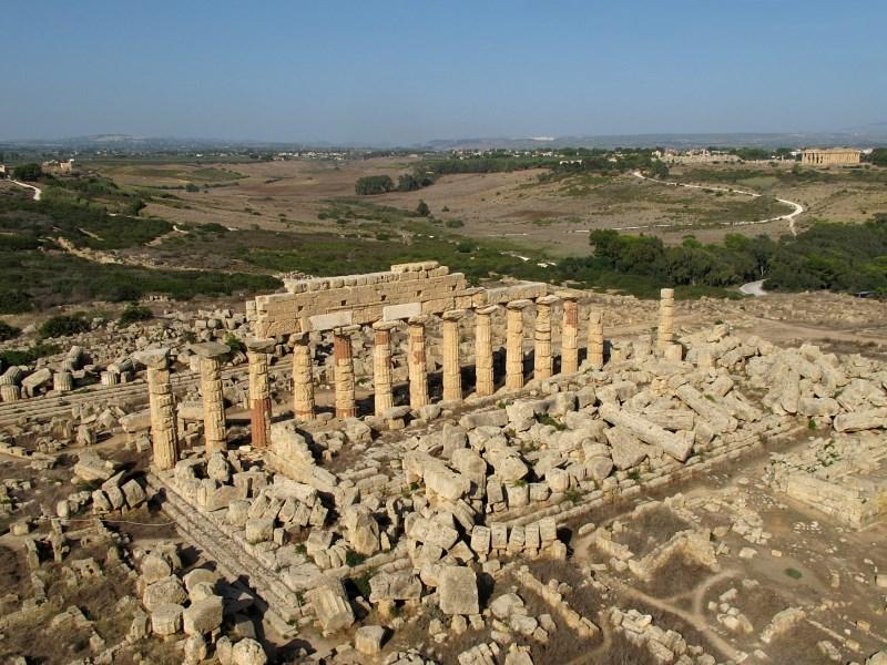 La storia di Selinunte
